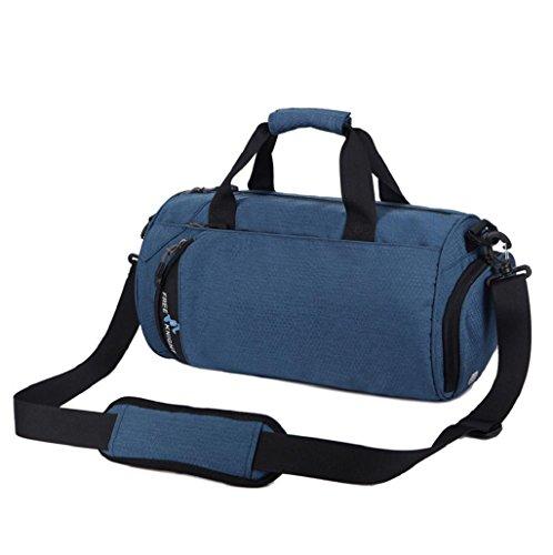 Imagen de  hombre sannysis bolso deportivo gimnasio bolsa portátil de viaje armada