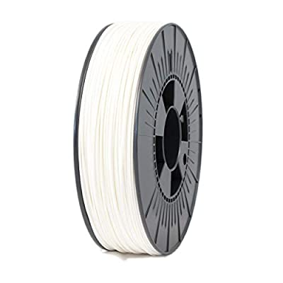 ICE FILAMENTS ICEFIL1PLA005 PLA Filament, 1,75 mm, 0,75 kg, Wondrous White