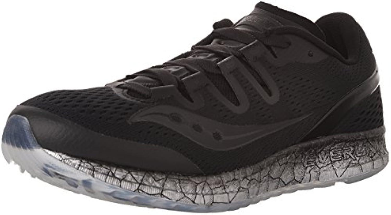 Gentiluomo   Signora Saucony Saucony Saucony scarpe da ginnastica Freedom ISO Blk Misura-37 Regalo ideale per tutte le occasioni La qualità prima Vendite globali | Facile da usare  9ee300