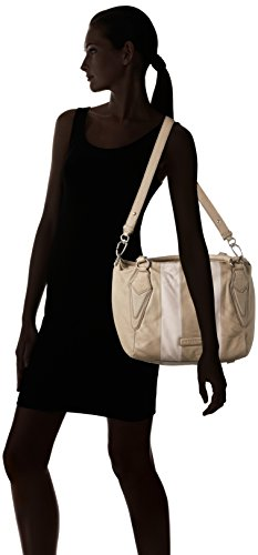 Liebeskind Berlin  AmandaS vintag, Sacs portés épaule femme Beige - Beige (tosa inu brown 8601)