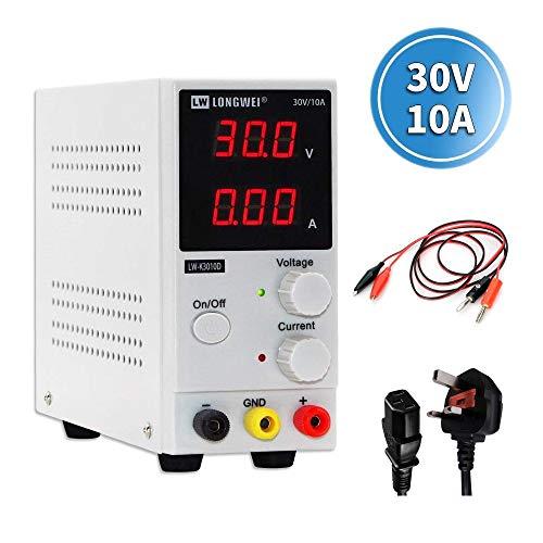 Adjustable Power Supply 30V 10A ...