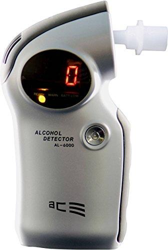 Digitaler Alkoholtester ACE AL6000 Professional mit Wechselsensor