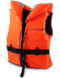 Powerfly Kayak Flotador Chaleco Salvavidas - Unisex Tamaño Adulto M/L/XL