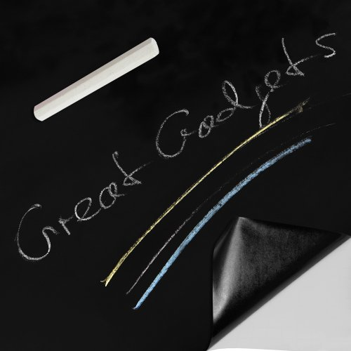 Splash Brands GreatGadgets 1616 Vinyl Tafelfolie, 200 x 45 cm