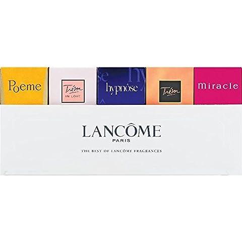 Lancôme Set Perfume Mujer 5 Uds. The Best