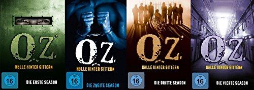 Staffel 1-4 (14 DVDs)