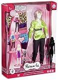 Bandai 95881 Harumika Mannequin Collection Deluxe Boxset