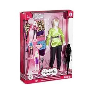 bandai 95881 harumika collection super mannequin import royaume uni jeux et. Black Bedroom Furniture Sets. Home Design Ideas