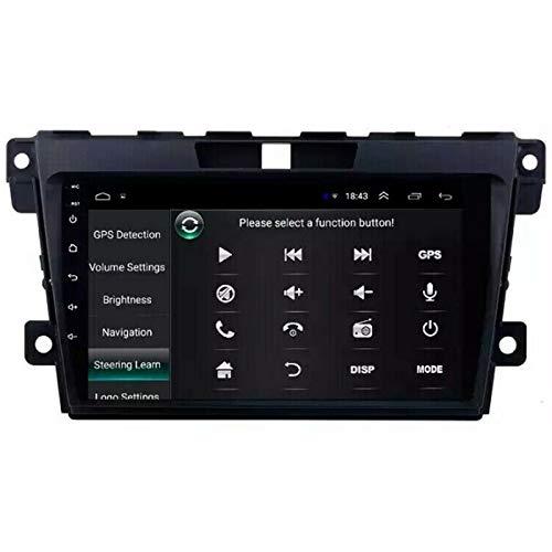 Adanse Android 8.1 2 Din Radio für 2007-2014 CX-7 Auto Multimedia Player 9 Zoll GPS