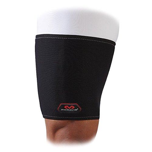Neopren Oberschenkel Bandage, Oberschenkel-umfang - S