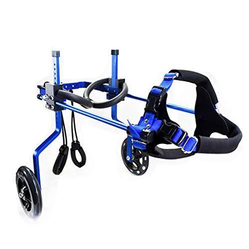 XUQIANG Rollstuhl/Rollstuhl/Rollstuhl/Rollstuhl/Rollstuhl/Hunde/Hintergliedmaß, für kleine Verletzungen