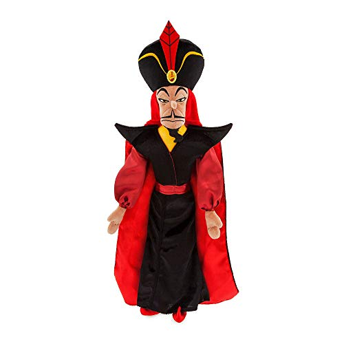 Disney Official Store Aladdin Jafar 53cm Soft Plush Toy Doll