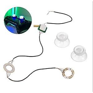 LED Thumbsticks Modding-Kit Set für PS4 Controller