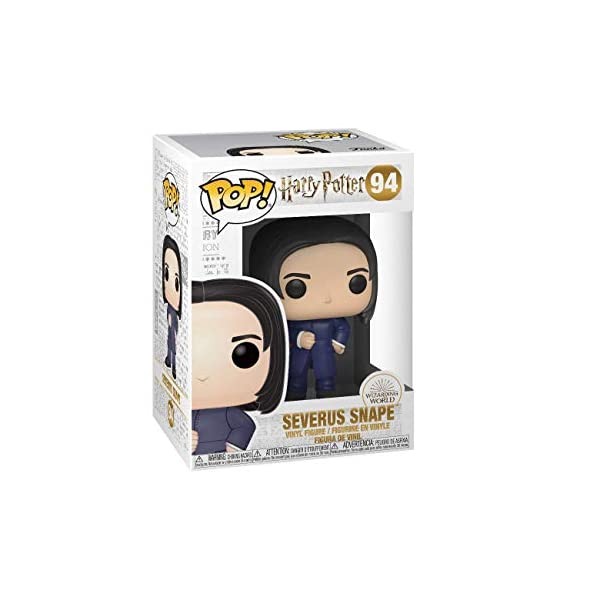 Funko Pop Severus Snape Baile de Navidad (Harry Potter 94) Funko Pop Harry Potter