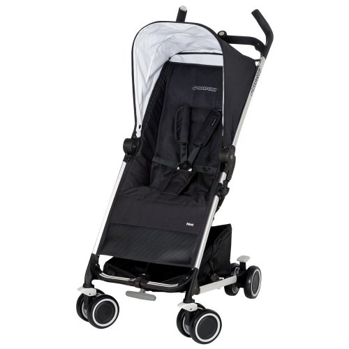 Maxi-Cosi 13053397 - Noa, kompakter Buggy mit Trolley-Funktion, inklusive Einkaufskorb