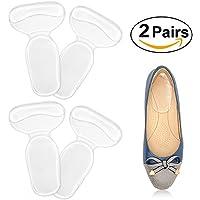 Heel Grips Liners Rücken Ferse Polster High Heels Blasen Prävention Gel fügt–2Paar preisvergleich bei billige-tabletten.eu