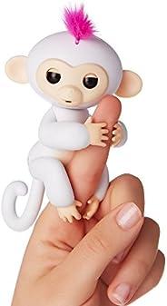 WowWee Fingerlings Bianca Sophie, Mini Scimmietta Robotica Interattiva