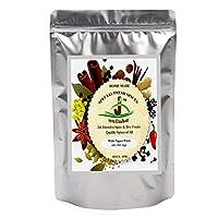 Jai Jinendra Spices & Masale White Pepper Whole (Safed Kali Mirch) - 100 gm