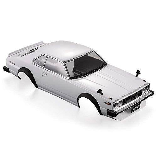 Gt Hardtop (JSMeet Killerbody Car Shell 48700 1977 Skyline Hardtop 2000 GT-ES Fertige Karosserie für 1/10 Elektro-RC-Rennwagen DIY)