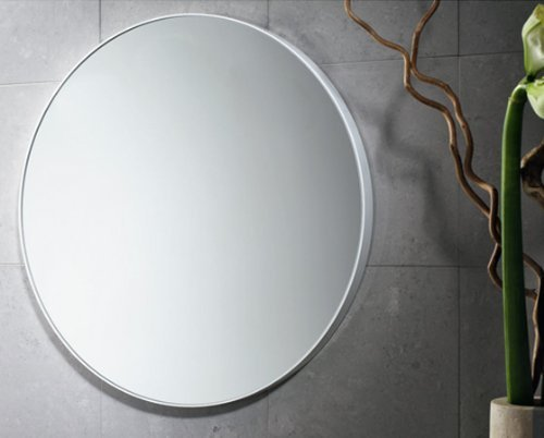 Gedy - MIROIR ROND BLANC - Gedy - G-60000200000