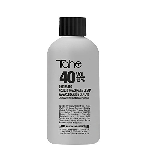 Tahe Crema Oxidante/Crema Oxigenada Activadora Color