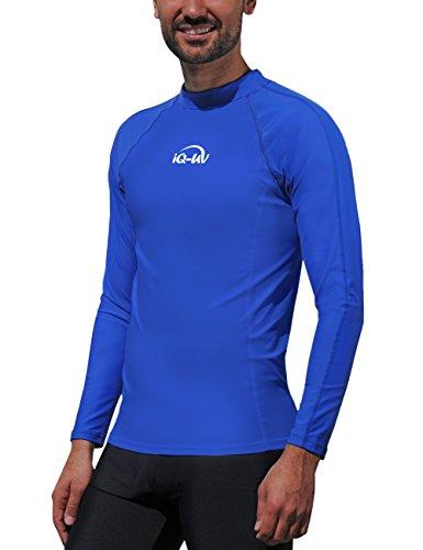 iQ-Company Herren UV-Shirt IQ 300 Watersport Long Sleeve, Dark-Blue, XL, 646122_2445
