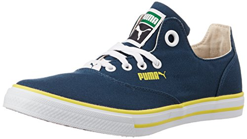 Puma Unisex LimnosCAT3DP Blue Wing Teal, Blazing Yellow and Glacier...