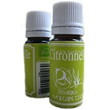 ressources naturelles–Olio Essenziale di Citronella (Bio) 10ML