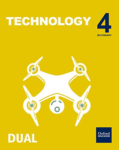 Inicia Dual Technology. Student's Book - 4º ESO - 9780190506834