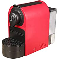 Capsule Coffee Machine, Espresso Maker for Hot Drinks Milk Frother(240V)