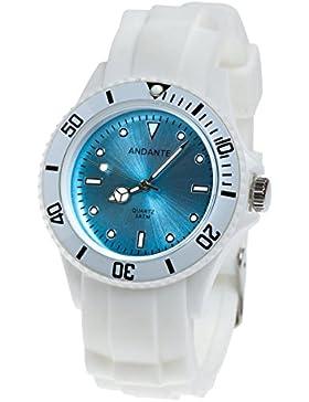 Andante as-5001–Armbanduhr Unise