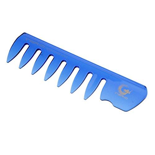 Cepillo Cabello Plástico Peine Desenredante Pincel