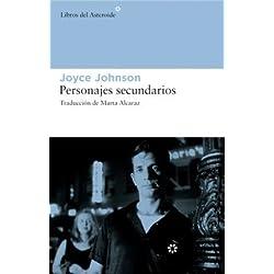 Personajes Secundarios (Libros del Asteroide)