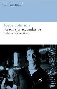 Personajes secundarios par Joyce Johnson