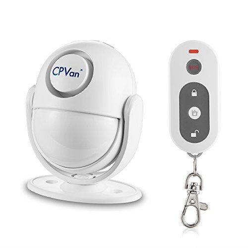 CPVAN Sensores de movimiento PIR, Detector de