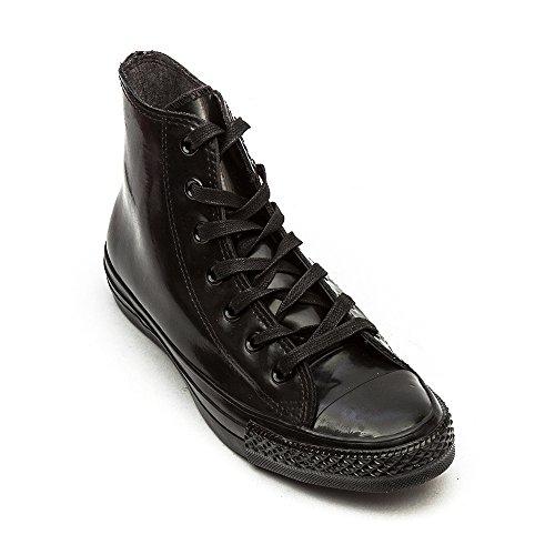 Converse Chuck Taylor All Star Wash Hi, Unisex-Erwachsene Sneaker Schwarz (Schwarz Gummi)
