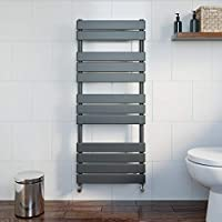 Heated Towel Rails Anthracite All Sizes