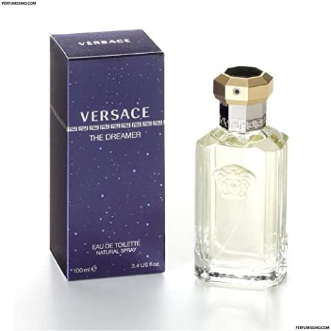 Uniquely For Him DREAMER by Versace Eau De Toilette Spray 3.4 oz by Tayongpo