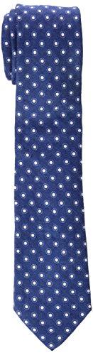 Scalpers Herren Krawatte Ford Tie Marineblau
