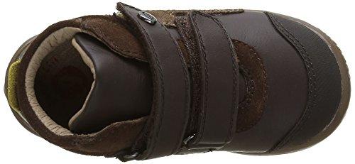 Garvalin Jungen Formby Sneaker Braun - Marron(B/Mokka)