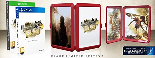 Final Fantasy Type-0 HD - Fr4me Limited Edition [Importación alemana]