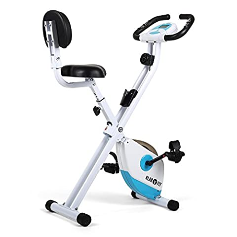Klarfit X-BIKE-700 • Ergometer • Heimtrainer • Fitness-Bike • Cardio-Bike