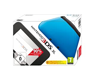 Console Nintendo 3DS XL - bleu & noir (B008DR5DFO) | Amazon price tracker / tracking, Amazon price history charts, Amazon price watches, Amazon price drop alerts