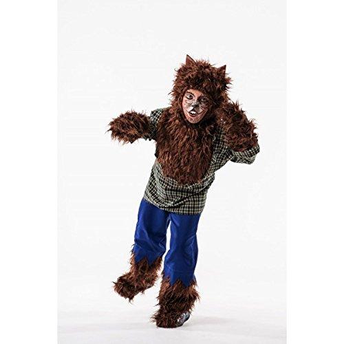 Imagen de disfraz hombre lobo  talla 8 10 años