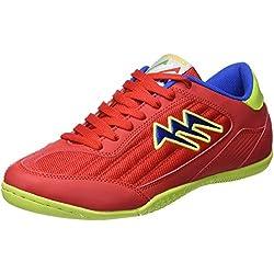 Agla K350 Scarpe Da Futsal Indoor, Rosso, 29 cm/46