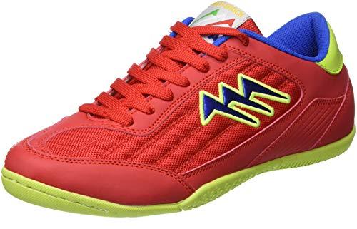 Agla K350 Scarpe Da Futsal Indoor, Rosso, 28.3 cm/44.5