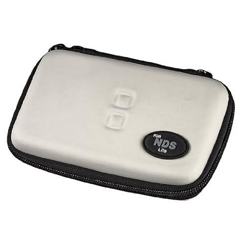 Tasche für Nintendo DS Lite, Silber