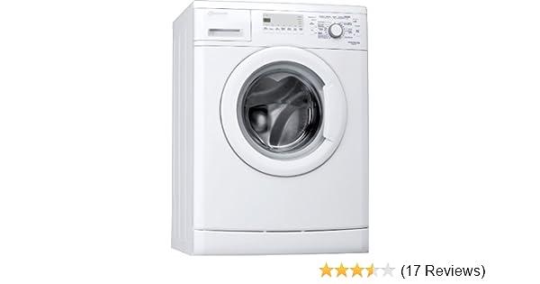 Bauknecht wak waschmaschine frontlader a b upm