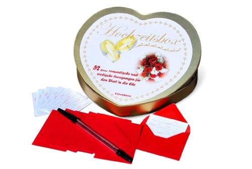 Die Lovebox Hochzeit Hochzeitsbox für Paare