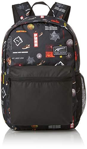 PUMA Academy Backpack Rucksack Black-Logo AOP, OSFA Preisvergleich